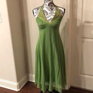 Laundry by Shelli Segal Halter Dress